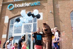Sommer- und Familienfest 2017 in der Boulderwelt München West