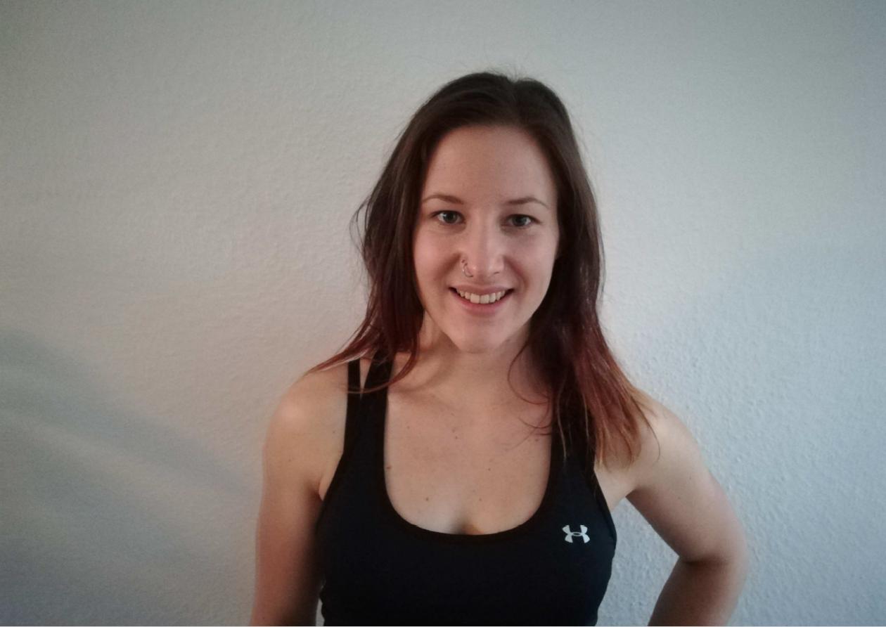 Christine Portrait BodyArt Trainerin